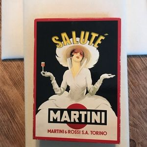 Martini & Rossi vintage beverage posters cards